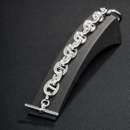 Schiffsanker-Armband (schmal)